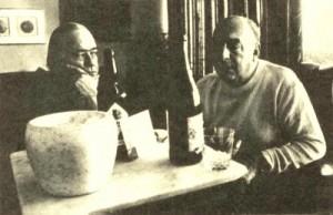 Vinicius de moraes y Pablo Neruda
