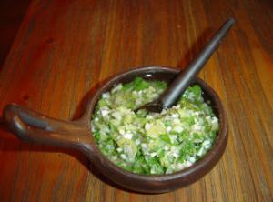 pebre-verde