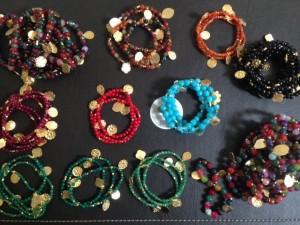 Hermosa colección de Joyas de Soledad Vera