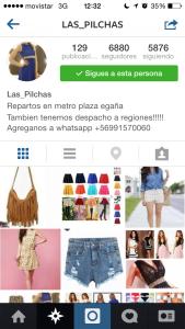 Whats app Las Pilchas +56991570060