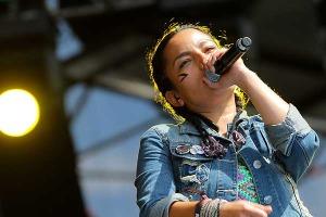 Anita Tijoux ya ha sido nominada en tres oportunidades a los Grammy Latino