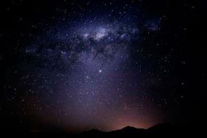 Cielo estrellado en el Valle (foto: culturaelquiregge)