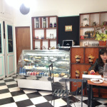 Catalina Mena en Rústiko kafé