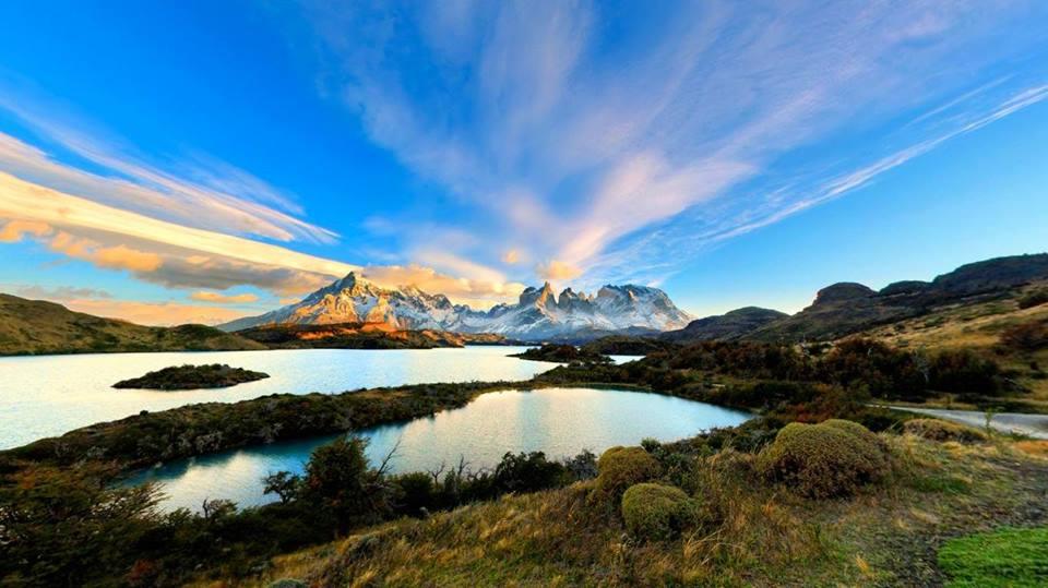 Macizo Torres del Paine (foto: GrowShop PUQ)