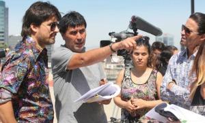 Jorge Zabaleta será uno de los protagonistas de la novela