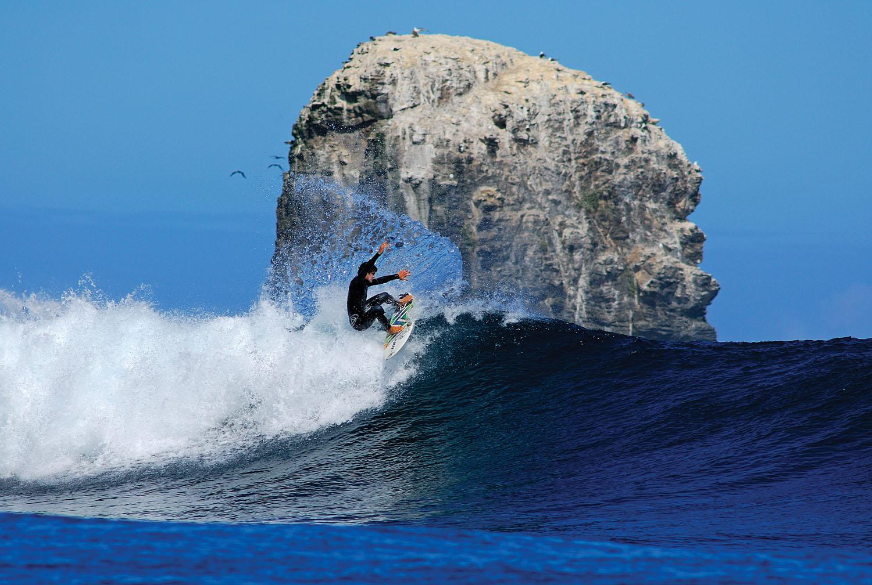 Competencia anual Reef classic en Pichilemu (foto: xsports.cl)