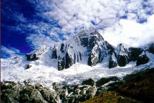 Cordillera chilena (foto: Profesorenlinea.cl)