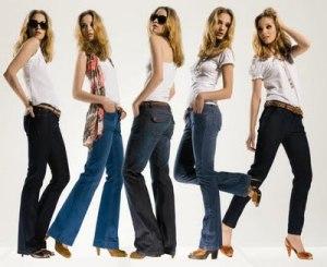 modelos de jeans  TOP 2015