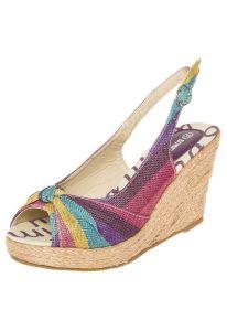 Sandalia Maria Multicolor Bonnyfranco Valor: $7.990